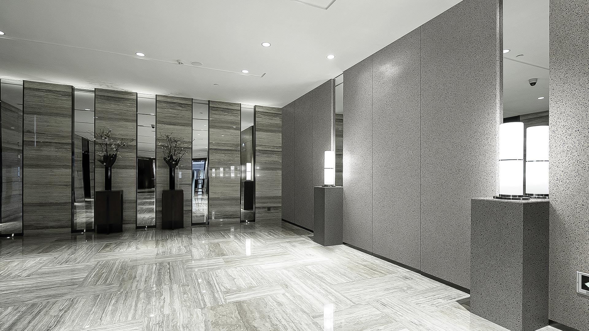 Möbelfolierung - Hotel