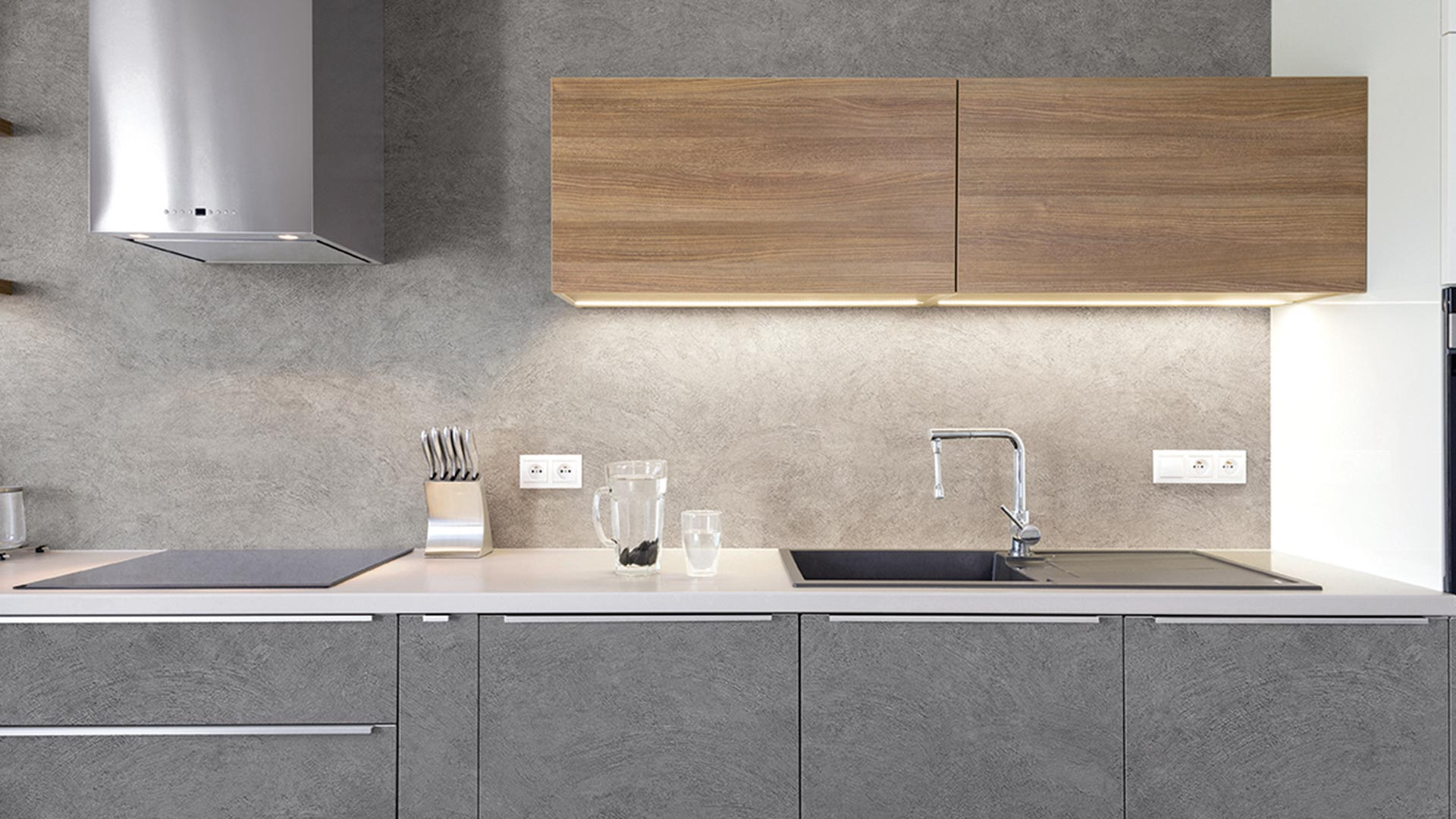 Möbelfolierung - Küche